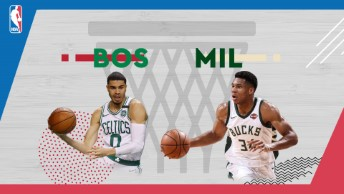 NBA / Boston Celtics - Milwaukee Bucks