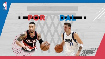NBA / Portland Trail Blazers - Dallas Mavericks