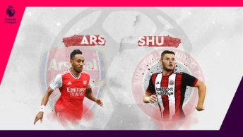 Premier League - 23. Hafta / Arsenal - Sheffield Utd
