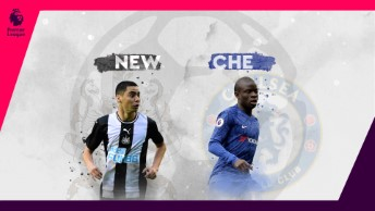Premier League - 23. Hafta / Newcastle Utd - Chelsea