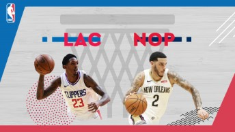 NBA / LA Clippers - New Orleans Pelicans