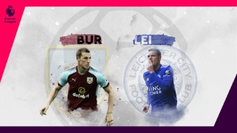 Premier League - 23. Hafta / Burnley - Leicester City