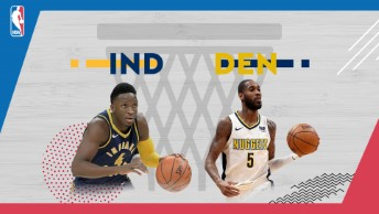 NBA / Indiana Pacers - Denver Nuggets