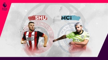 Premier League - 24. Hafta / Sheffield Utd - Manchester City