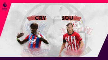 Premier League - 24. Hafta / Crystal Palace - Southampton