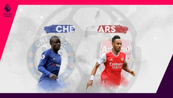 Premier League - 24. Hafta / Chelsea - Arsenal