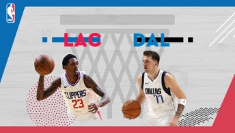 NBA / LA Clippers - Dallas Mavericks