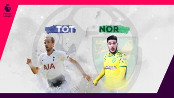 Premier League - 24. Hafta / Tottenham - Norwich City