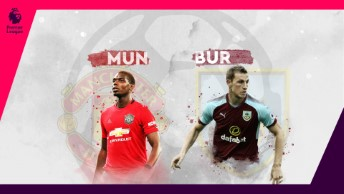 Premier League - 24. Hafta / Manchester Utd - Burnley