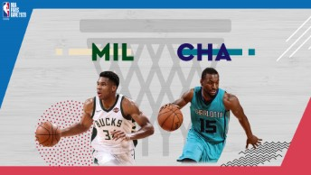 NBA Paris Game / Milwaukee Bucks - Charlotte Hornets