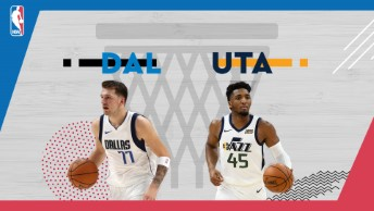 NBA / Dallas Mavericks - Utah Jazz