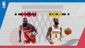 NBA / Houston Rockets - Denver Nuggets