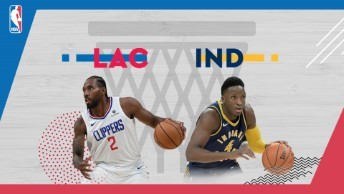 NBA / LA Clippers - Indiana Pacers