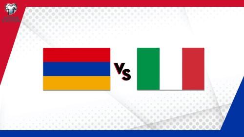 Euro 2020 Eleme Maçı / Ermenistan - İtalya