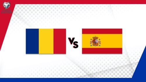 Euro 2020 Eleme Maçı / Romanya - İspanya