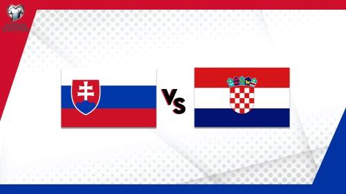 Euro 2020 Eleme Maçı / Slovakya - Hırvatistan