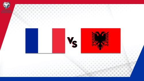 Euro 2020 Eleme Maçı / Fransa - Arnavutluk