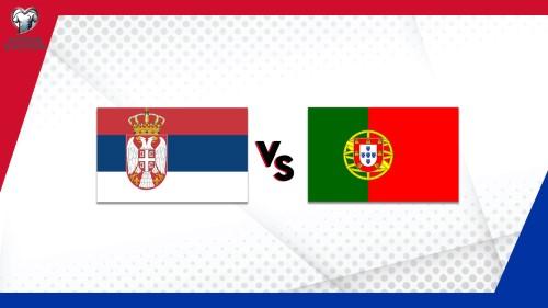 Euro 2020 Eleme Maçı / Sırbistan - Portekiz