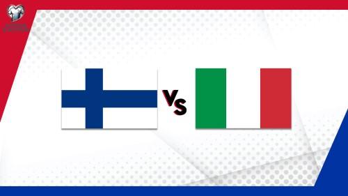 Euro 2020 Eleme Maçı / Finlandiya - İtalya